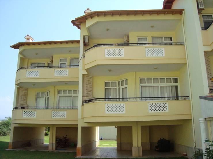 Alanya Sunlife Real Estate & Constructions – Alanya Sun Life:  tarz Evler