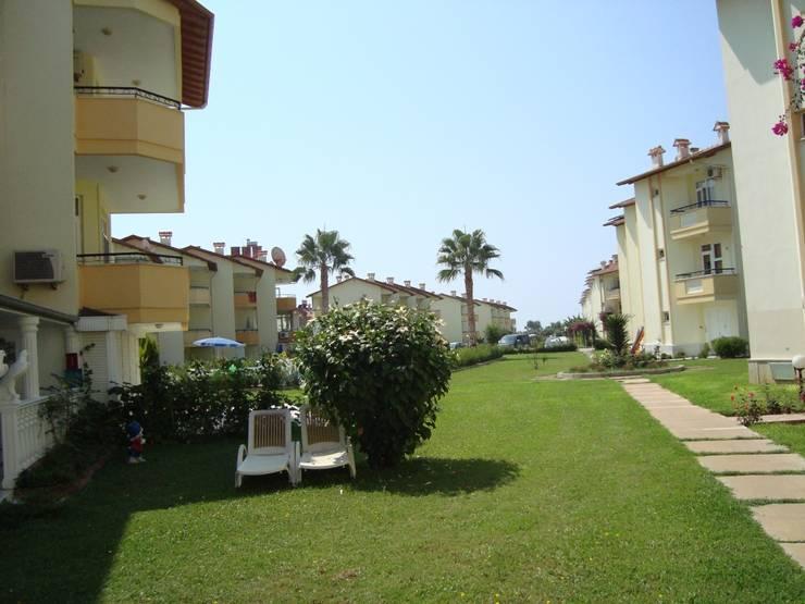 Alanya Sunlife Real Estate & Constructions – Alanya Sun Life:  tarz Bahçe, Akdeniz