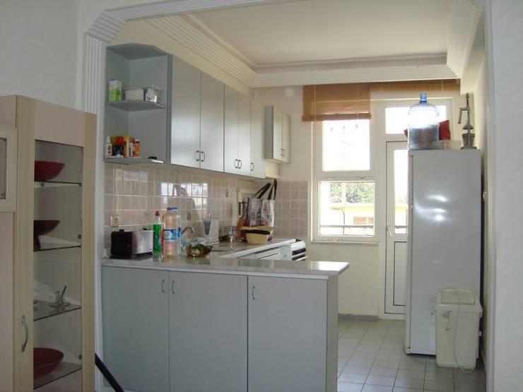 Alanya Sunlife Real Estate & Constructions – Alanya Sun Life:  tarz Mutfak, Akdeniz