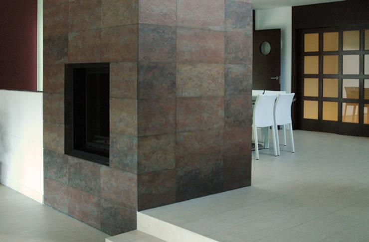 Siguero: Casas de estilo  de c.rivela