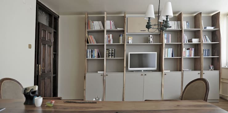 Bilgece Tasarım – Celal Özkan Ofis:  tarz Ofis Alanları, Modern