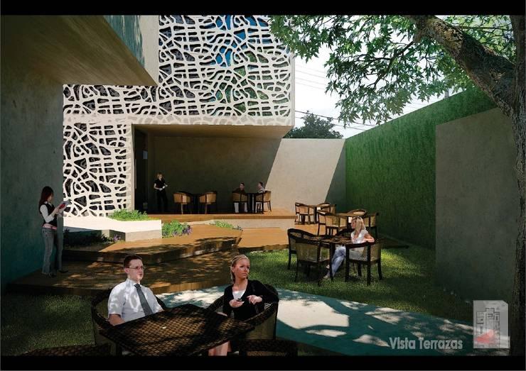 Terrace by Arq Mobil,