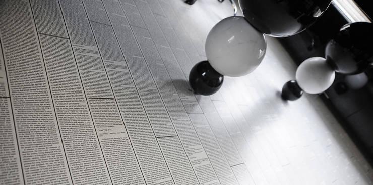 Bilgece Tasarım – Semdal Çınçın:  tarz Ofis Alanları