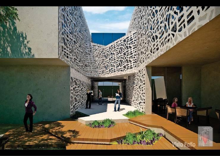 Corridor & hallway by Arq Mobil,