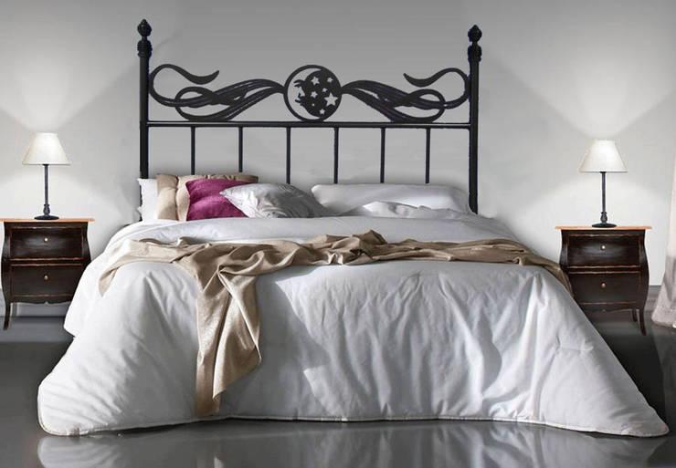Cabecero de forja-CA27: Dormitorios de estilo clásico de Ventaexclusiva.net