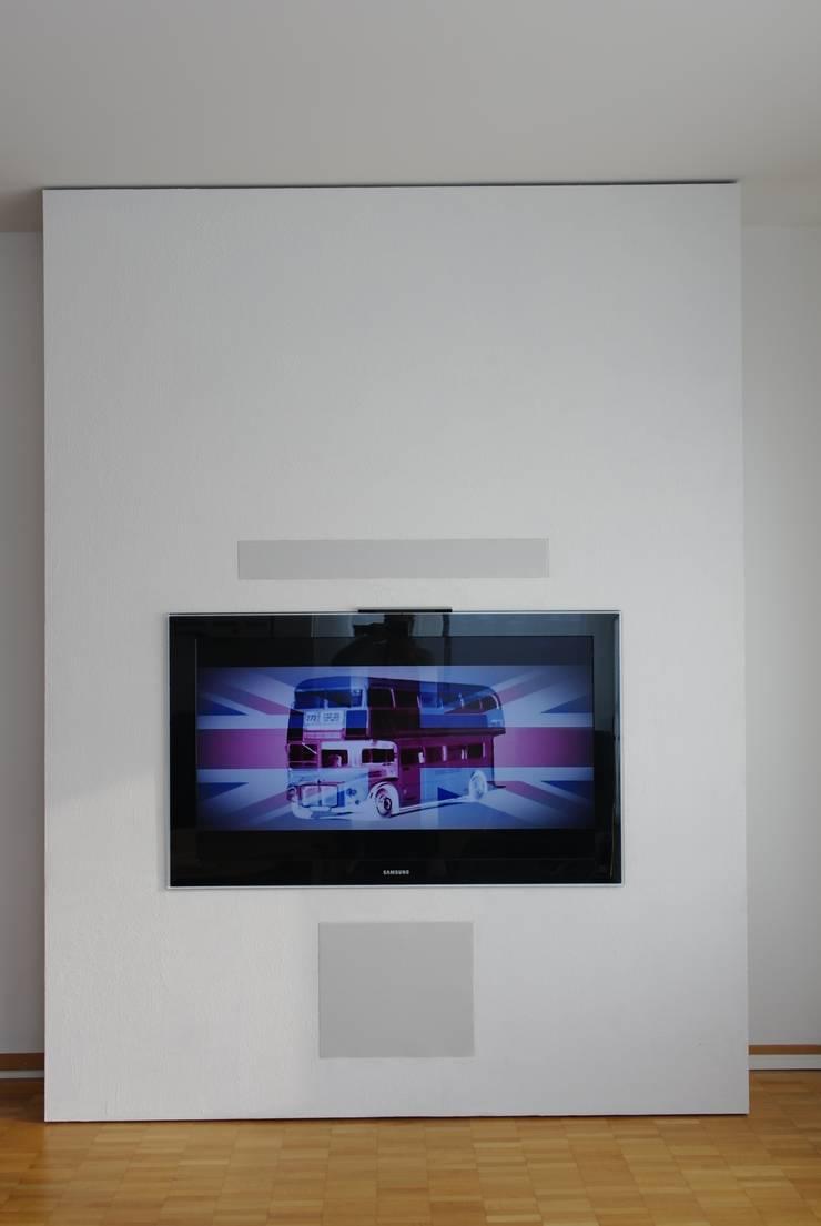 TV Wand von Ante | homify