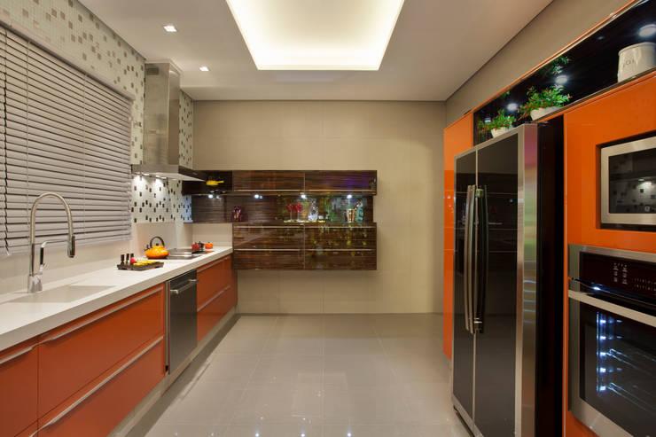Cozinha: Cozinhas modernas por Patricia Fernandes Interior Design