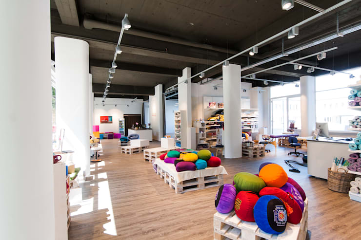 mw-architektin:  tarz Dükkânlar