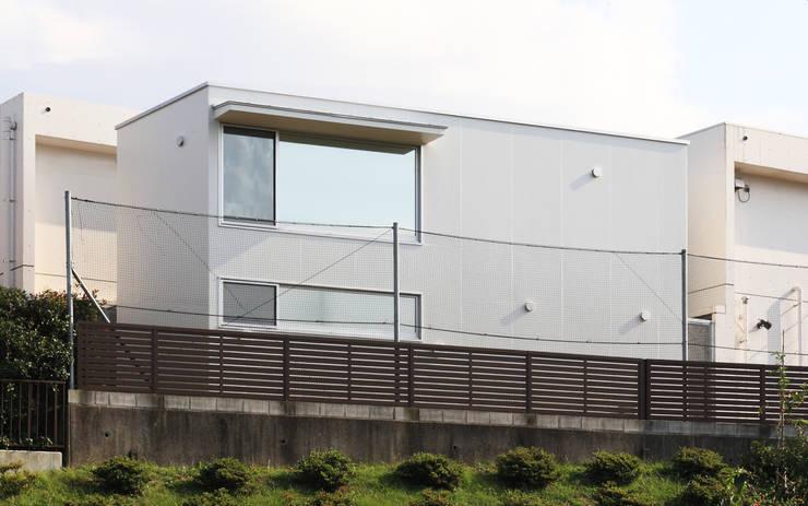 M邸(R): 長谷雄聖建築設計事務所が手掛けた家です。