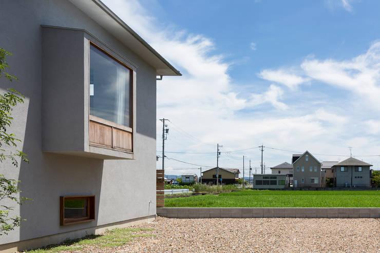 吉田夏雄建築設計事務所의  주택