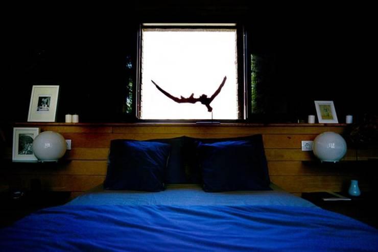дизайн интерьера спальни: Спальни в . Автор – Архитектурная студия Чадо