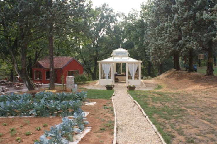 giardino d'inverno per VENDITA PRODOTTI: Giardino d'inverno in stile in stile Classico di Cagis