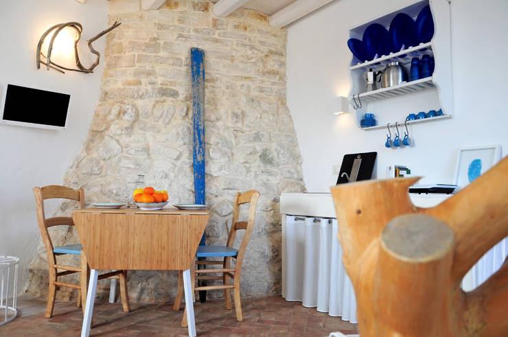 Projekty,  Kuchnia zaprojektowane przez Elena Salerno Photos