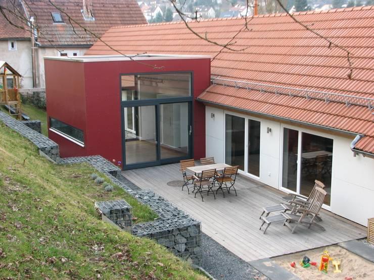 Revitalisierung Haus Z. Marburg:  Häuser von kg5 architekten