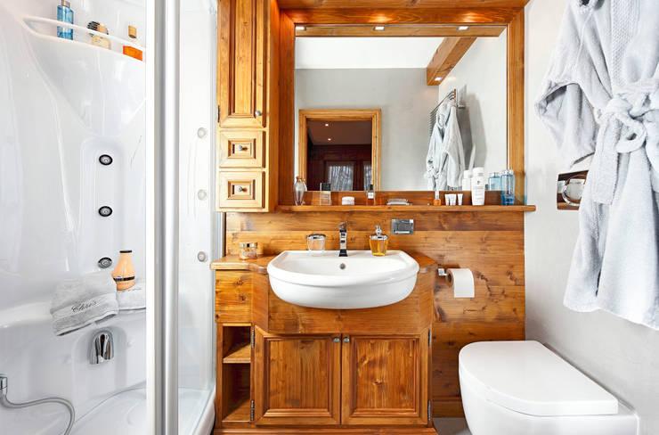 Badkamer door Ambra Piccin Architetto