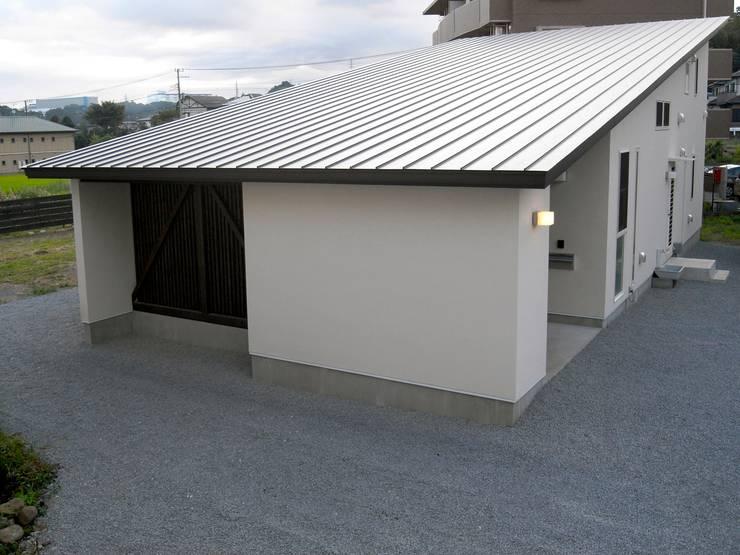 富沢の家: 俊建築設計事務所が手掛けた家です。