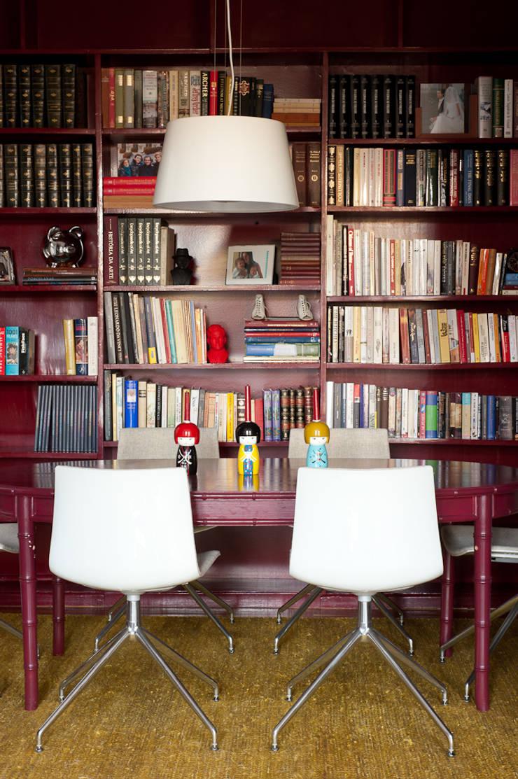 Sala de Jantar: Salas de jantar  por LAVRADIO DESIGN