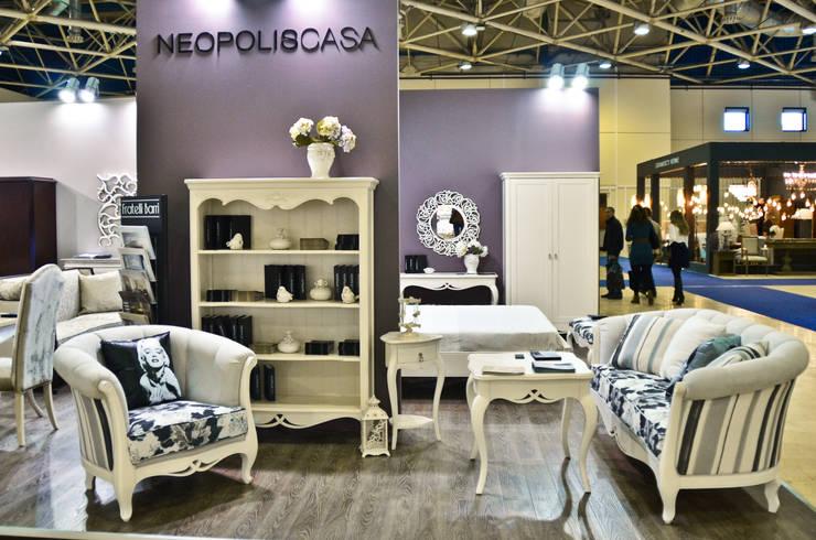 Кабинет Brevio Salotti: Рабочие кабинеты в . Автор – Neopolis Casa