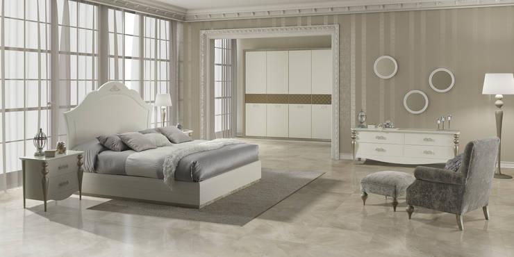 Спальня Mugali: Спальни в . Автор – Neopolis Casa