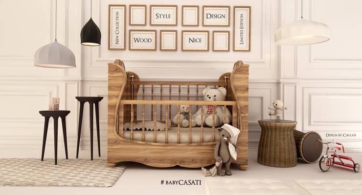 babyCASATI  – new angel:  tarz , Kırsal/Country Ahşap Ahşap rengi