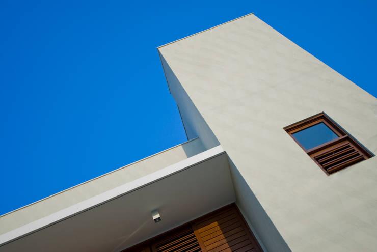 1: Casas modernas por Carlos Ribeiro Dantas Arquitetos Associados