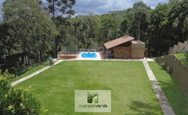 Дома в . Автор – Moradaverde Arquitetura
