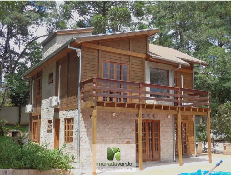 منازل تنفيذ Moradaverde Arquitetura