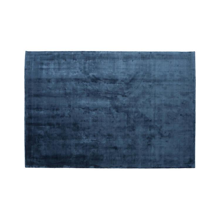 Rug GOOD  Dark Blue: Casa  por Korkrugs