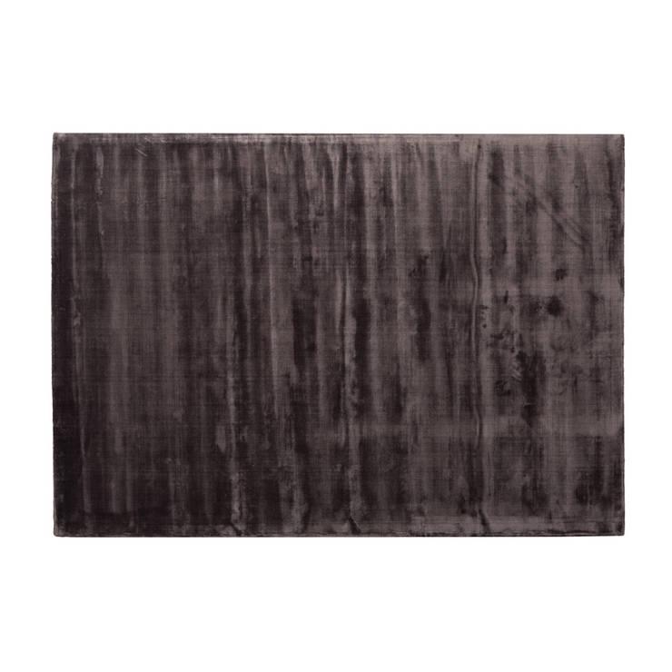 Rug GOOD  Dark Grey: Casa  por Korkrugs