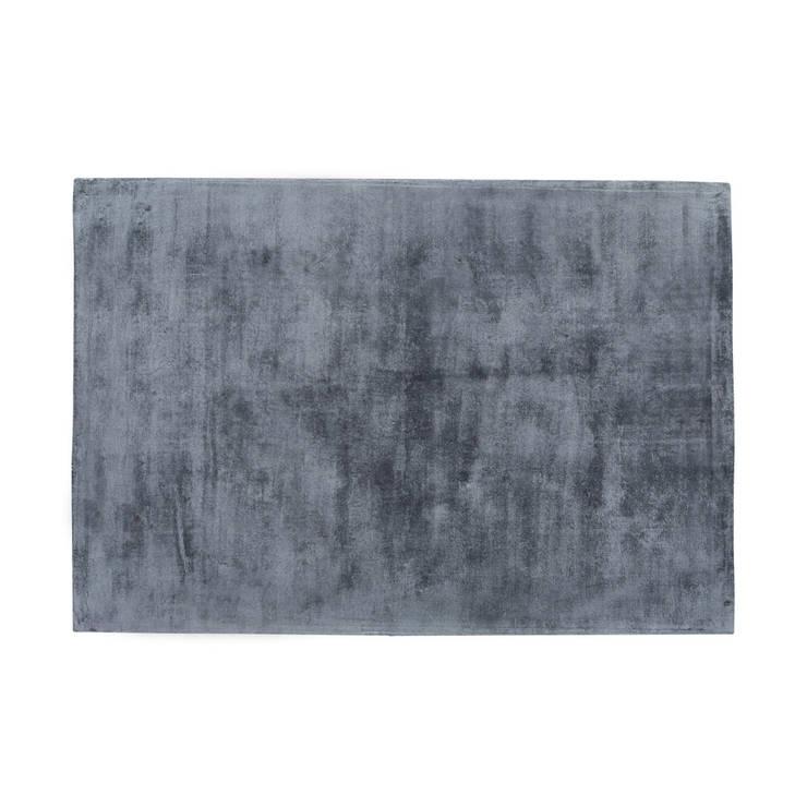 Rug NICE Dark Grey: Casa  por Korkrugs