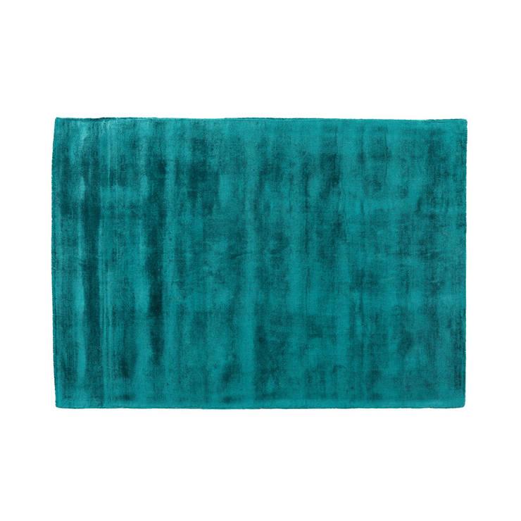 Rug NICE Turquoise: Casa  por Korkrugs