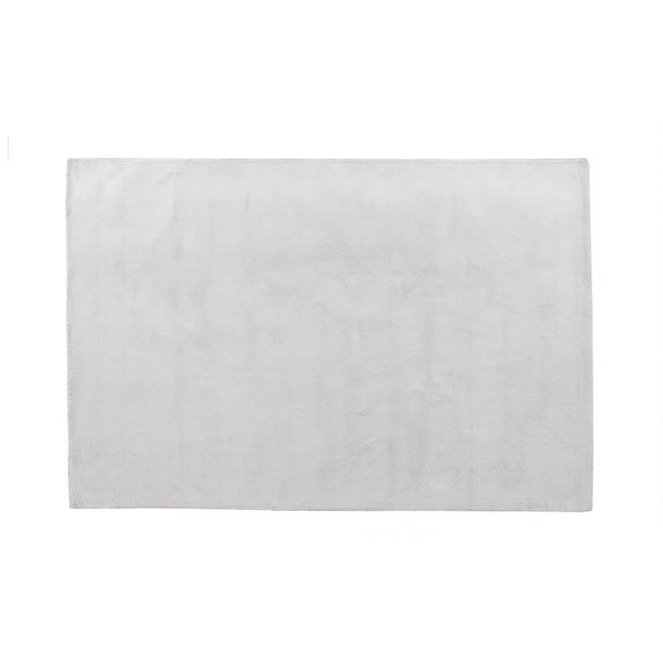 Rug NICE White: Casa  por Korkrugs