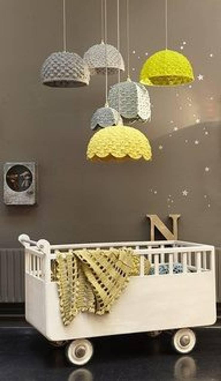 Hilal Tasarım Mobilya – Bebek Odası ve Aksesuarlar: modern tarz Çocuk Odası