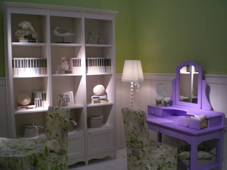 Hilal Tasarım Mobilya – Genç Odası:  tarz Çocuk Odası