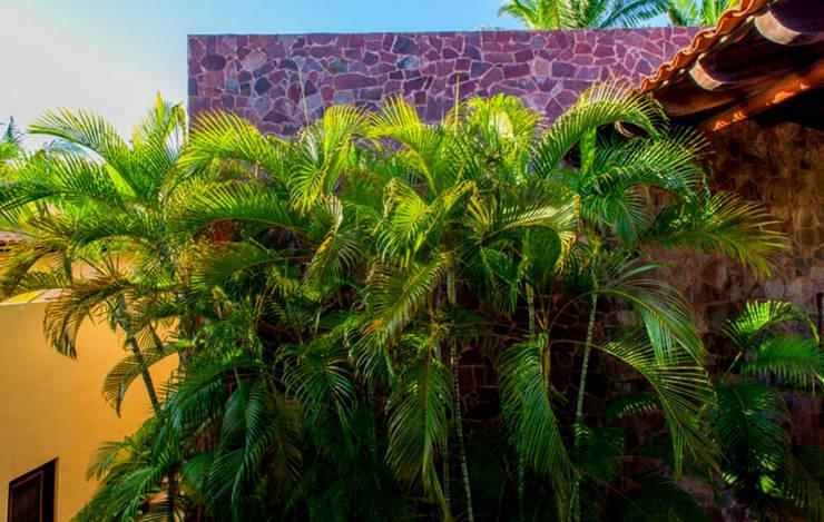 Casa Tortugas: Jardines de estilo  por BR  ARQUITECTOS