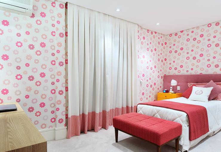 Детские комнаты в . Автор – BRENO SANTIAGO ARQUITETURA E INTERIORES