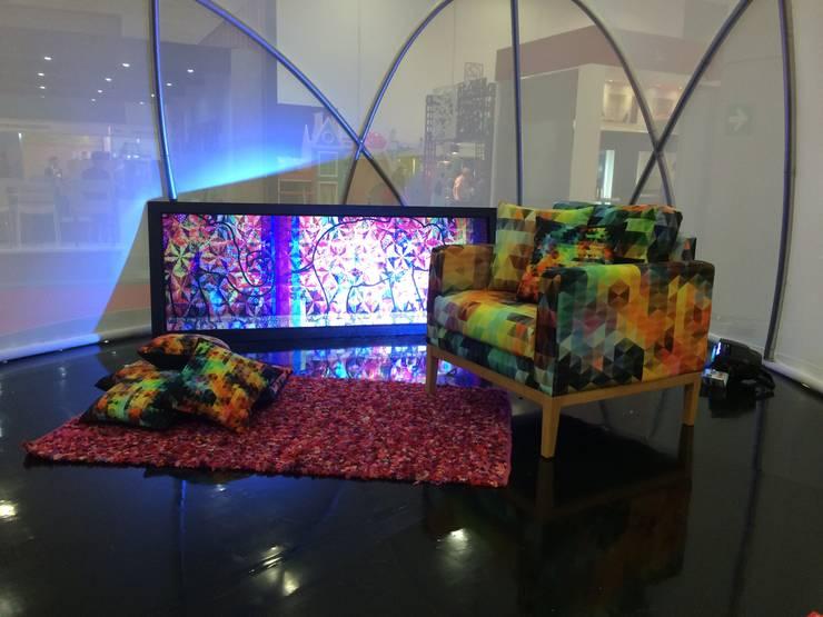Hostal_28: Salas de estilo  por 11:11 Arte Contemporaneo