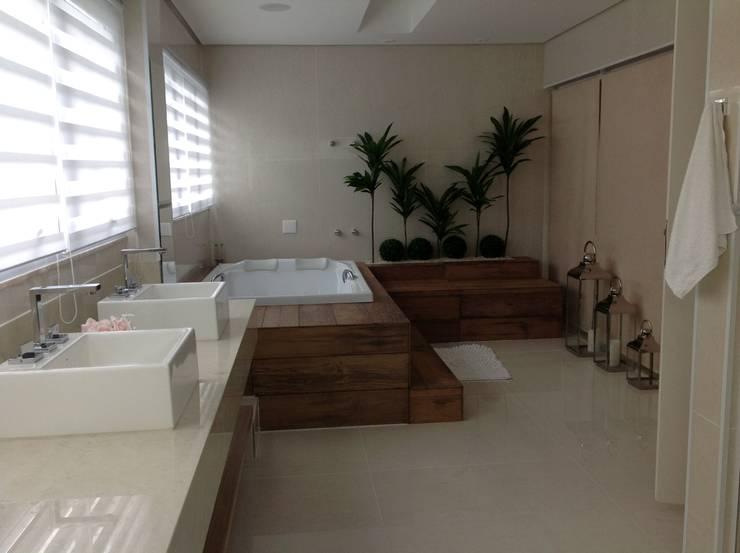Bunkerlab arquitetura, design, ...+が手掛けた浴室