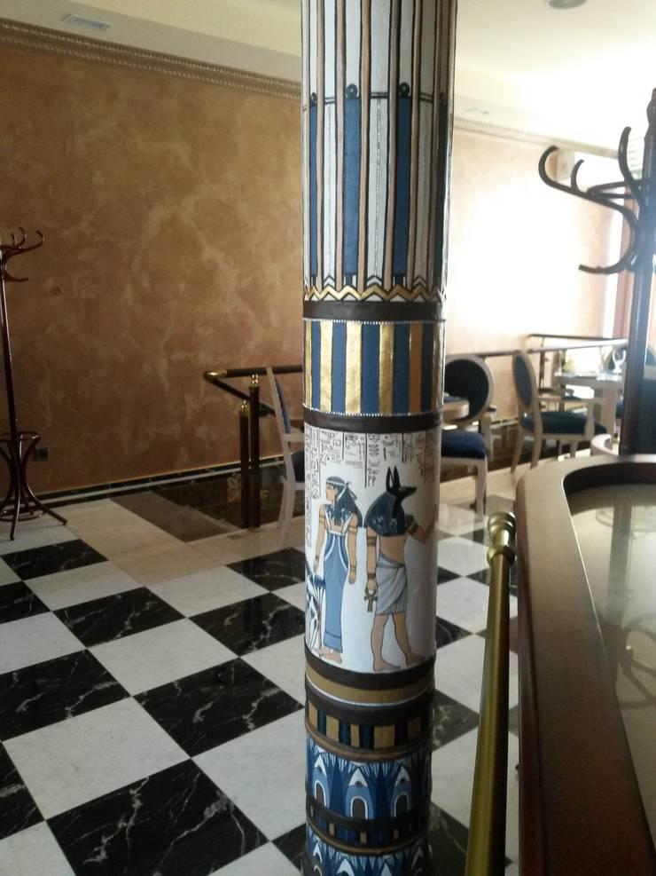 кафе нефертити: Столовые комнаты в . Автор – Абрикос