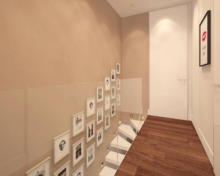 Corridor & hallway by FAMM DESIGN