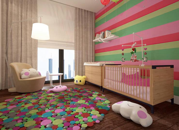 FAMM DESIGN:  tarz Çocuk Odası