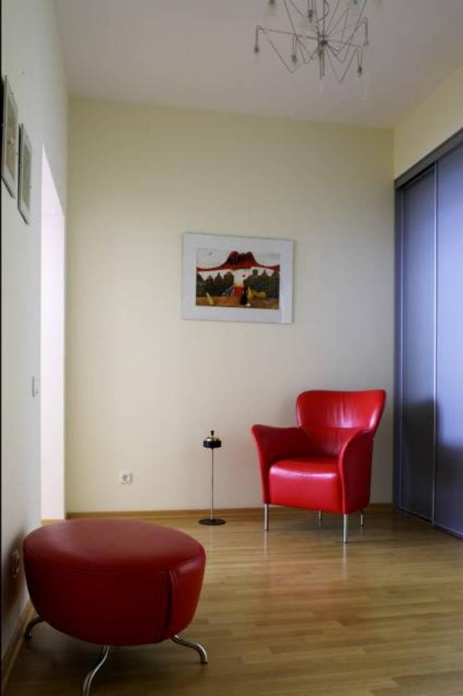 Реализованный проект интерьеров квартиры 124 кв. метра в ЖК Город солнца: Коридор и прихожая в . Автор – интерьеры от частного дизайнера
