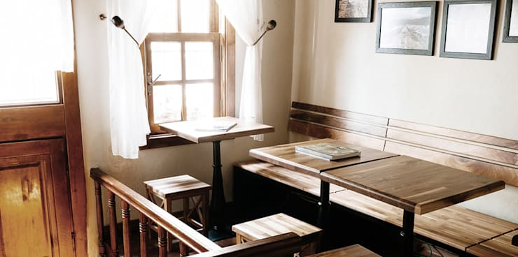 Bilgece Tasarım – Kum Butik Otel:  tarz Oteller