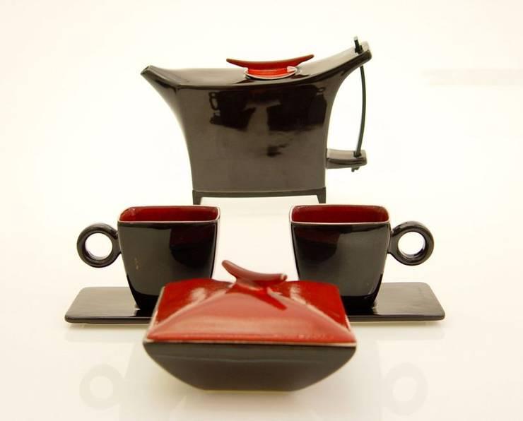 Ceramika: styl , w kategorii  zaprojektowany przez Two People ,Eklektyczny