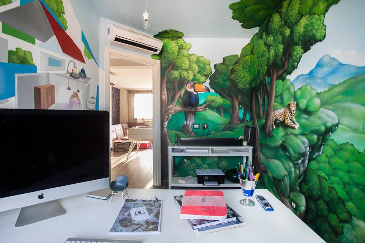 Ruang Kerja by Alessandro Corina Interior Designer