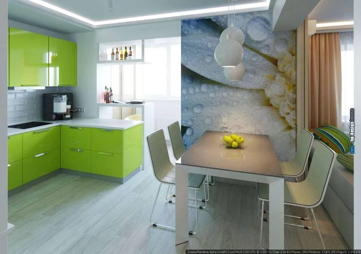餐廳 by hq-design