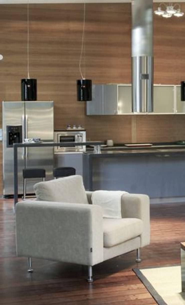 Banana House: styl , w kategorii Salon zaprojektowany przez Duende Dominika Brodnicka,Nowoczesny