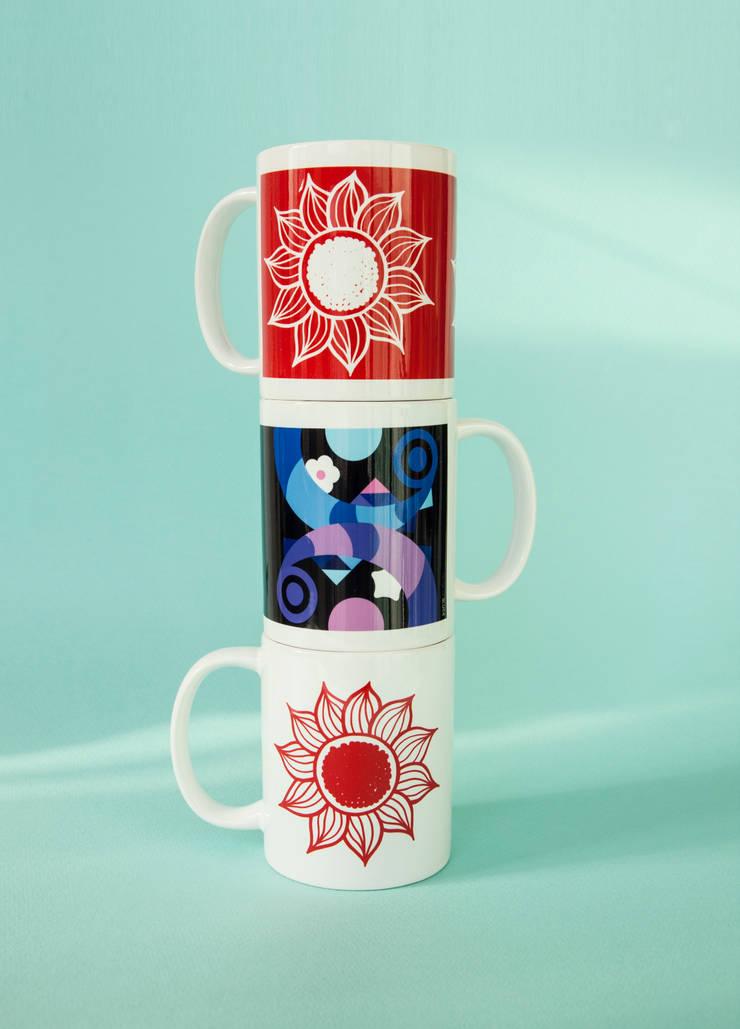 태양을 닮은 해바라기1: 블루케의  주방