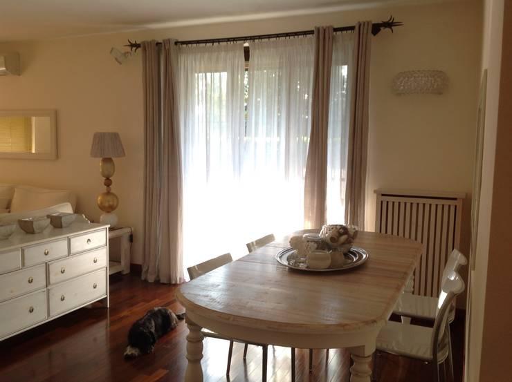 Столовая комната в . Автор – Simona Carcano