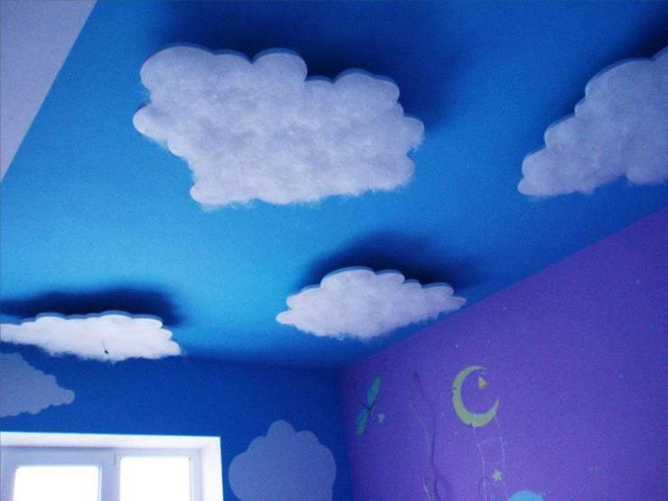 Светодизайн: Детская комната в . Автор – Katerina Gorokhova Freelance Interior Designer ,